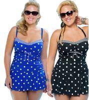 f62d6059794 NZ  26.92. Women Fashion Bikinis Summer monokini Swimsuit polka dot Bikini  Push-up Swimsuits Sexy Swimwear girls Bathing Suits Plus Size Swimwear
