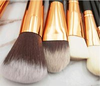 Wholesale best eyeshadow brushes for sale - 2018 ZOEVA Brush Set Best Quality Professional Makeup Brush Set Eyeshadow Eyeliner Blending Pencil Cosmetics Tools With PU Bag