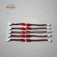 Wholesale rc helicopter spare parts battery for sale - Group buy drone spare parts Charger adapter cable Battery adapter cable for Syma X5HC X5HW Quadcopter rc drone Spare Parts