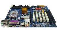 isa motherboards großhandel-Neue IPC Board Für Intel 945 945GV ISA Slot Mainboard LGA775 5PCI VGA LPT 2 LAN 2ISA 2COM Industrielle Motherboard Ersetzen AIMB-769