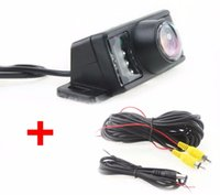 Wholesale waterproof night vision wide camera for sale - Wide Viewing Angle Waterproof Reversing Backup Camera IR Infrared Car Rear View Camera New Arrival Night Vision Parking Car Rear