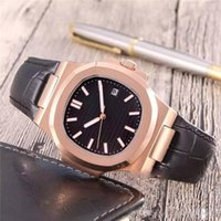 Wholesale Price Listing - 2018 Hot seller luxury aa Price New Listing Classic Design Mens Wristwatch High quality Original Mechanical Movement Cow Genuine Leather Ban