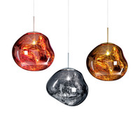 Wholesale pendant lamps online - Tom DIXON Lava lamp pendant lights light led hanglamp loft decor lamps light fixtures hanging lamp Living room Bedroom dining