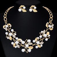 Wholesale manufacturer silver china resale online - The manufacturer sells directly to Europe and the United States the fashionable new style simple popular inlay diamond leaf pearl