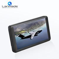 video card imágenes al por mayor-Pantalla de TV portátil con ranura para tarjeta usb sd 7 pulgadas tft lcd marco de imagen en color
