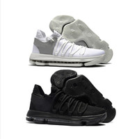 ingrosso scarpe us6.5 kd-Nuovo Colore 2019 Zoom KD 10 Kevin Durant Blinders PE Uomo Uomo Donna Basket Running Designer Scarpe di lusso Sneakers da ginnastica