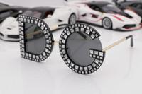 Wholesale popular eyewear quality - Popular fashion style women 's Men designer sunglasses G Pilot Classic vintage frame UV400 top quality protection eyewear with original box