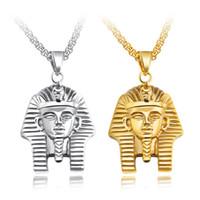 ingrosso ciondolo egiziano dei faraoni-Collana pendente Pharaoh egiziano per gli uomini