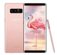 not çekirdeği toptan satış-Yenilenmiş Orijinal Samsung Galaxy Not 8 N950F N950U Octa Çekirdek 6G / 64G Çift Arka Kameralar 12MP 6.3 inç Yenilenmiş Telefonları