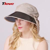 Verano de las señoras de la moda Sombrero de playa de paja de ala ancha  Gorra de sol Mujer Moda Tour Floral ajustable Sombreros de protección solar  Cap B- ... e37663973b9