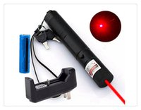 lazer işaretçi piller toptan satış-Yanan Voilet Lazer Pointer Kalem 10 Mile Güçlü Mavi Lazer Pointer Kalem 5mw 405nm + 18650 Pil + Şarj