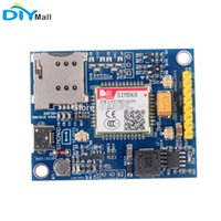 Wholesale ccd video cameras - SIM868 Module GSM GPRS GPS Development Board Breakout Replace SIM808 for Arduino STM32