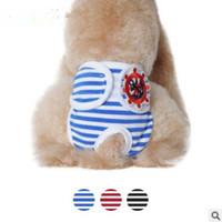 Wholesale new year health for sale - Plus Size Female Dog Shorts Dog Physiological Pants Diaper Pet Underwear Teddy Schnauzer Puppy Menstrual Kim Hussein Large Dog Health PantsN