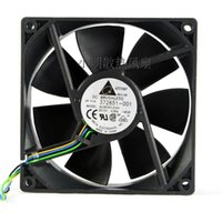 Wholesale pwm fan speed control for sale - Group buy For original Delta AUB0912VH V A CM fan wire with speed control PWM