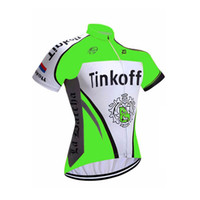 Wholesale saxo cycling for sale - SAXO BANK pro team Cycling Jersey Breathable Mountain Bike Clothes Summer Quick Dry Bicycle Sports wear Cycling clothing Ropa Ciclismo