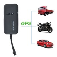 Wholesale car gps for sale - Car Vehicle Global Real Time Tracking Device Mini GPS Tracker GSM GPRS Locator DHL UPS