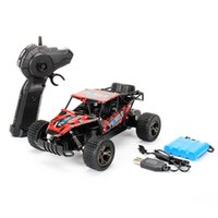Wholesale toy cars for children online - The new foreign trade packaging high speed remote control car cross country drift climb rc toys remote control toys for children