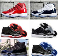 Wholesale women shoe size kids for sale - Group buy 2018 Number quot quot Prom Night Bred BARONS Space Jam Basketball Shoes Men Women Kids win like Sport Shoes Athletic Trainers