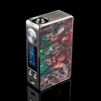 Wholesale metal pin connectors for sale - Group buy Authentic Aleader Funky W Box Mod Resin Vape Mod Thread Connector Pin A Max Output E Cigarette DHL Free