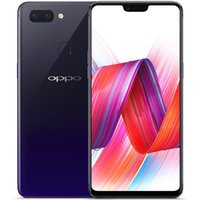 gegenüber 4g großhandel-Original OPPO R15 4G LTE Handy 6GB RAM 128GB ROM Helio P60 Octa Core Android 6.28