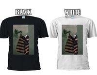 mulheres de colete de bandeira americana venda por atacado-Revolução anônima T-shirt Da Bandeira Americana Colete Homens Mulheres Unisex 1341 moletom com capuz hip hop t-shirt jaqueta de couro croatia tshirt
