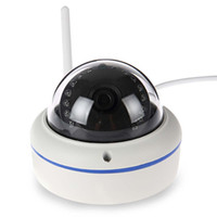 Wholesale network camera pan for sale - Group buy D602W Wireless P HD IP Cam Night Vision Onvif WiFi Network Camera Smart Home Baby Monitor Camera
