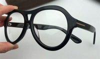 Wholesale popular standard - New fashion designer optical glasses 0514 Pilot frame avant-garde popular style transparent lens protection eyewear clear glasses