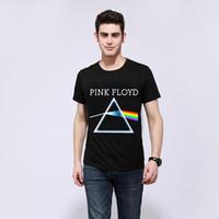 64d9b08a2 Fashion T-Shirt Men Tshirt Brand Rock T Shirt Top Tees Pink Floyd 3D T- shirts Male Clothes Summer Hip Hop Casual T-Shirt For Men