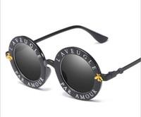6b099f82413c4 2018 nova marca de alta qualidade designer de luxo das mulheres óculos de  sol das mulheres óculos de sol rodada óculos de sol gafas de sol mujer  lunette