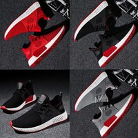 Wholesale Men Korea Shoes - men's South Korea N Joker Nshoes letters breathable sport running shoes sneakers canvas Casual shoes Lightweight Walking Hiking Shoes