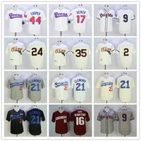 Wholesale beer jersey - Movie jersey Hooligans Bruno Mars Wade Boggs Doug Remer Joe Cooper Roberto Clemente Seth Beer #9 Knights #26 Saquon Barkley Baseball Jersey