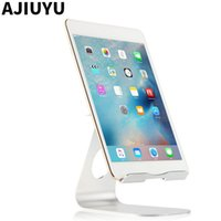 Wholesale Tablet For iPad Pro inch Stands Metal Stent Pro12 Support bracket Desktop Display cabinet Smart Aluminium Case