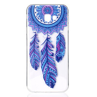Wholesale dirt bike colour for sale - Transparent Soft TPU For Samsung Galaxy J4 Plus Case Cover Colour decoration Tower bike Butterfly Girl Design Mobile Phone Shell