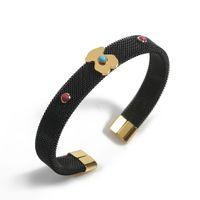 Wholesale 14k gold cuff bracelets - Stainless Steel bear bracelet Spanish brand jewelry for wowman PCB2240