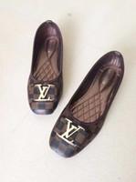 diseñador de marcas de zapatos de ocio al por mayor-2019gFamous diseñador marca zapatos de ocio para mujer diseñador de moda solo zapato interior talón plano zapatos de alta calidad 35-42
