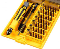 Wholesale xbox tools online - New in Multifunction Magnetic Precision Torx Screwdriver Set Repair Tool Kit for Cell i Phone PSP Xbox