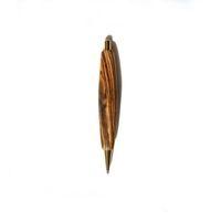 ingrosso matite a forma di penna fatta a mano-Penna da disegno a mano in legno con penna automatica in legno di palissandro 2MM
