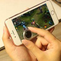 tablet stick do jogo venda por atacado-1 PC Game Joystick Controller Stick Para Tela Sensível Ao Toque de Telefone Inteligente Tablet Gaming