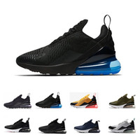 Wholesale plastic lawns - 2018 Men Women Casual Shoes For Sale 270 KPU Plastic Cheap Training Outdoor High Quality Running Shoes sneakers Athletic sports designer