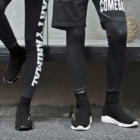 Wholesale Open Toe Socks Women - Luxury Sock Shoe Speed Trainers Running Sneakers Speed Trainer Sock Race Runners black Shoes men and women Sports Shoes BEST QUALITY