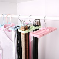 Wholesale Home Multi fuction Belt tie storage rack waist belt rack cm