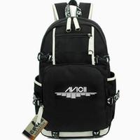 Wholesale true pack for sale - Group buy True Stories backpack Avicii day pack top DJ Levels school bag Leisure packsack Quality rucksack Sport schoolbag Outdoor daypack