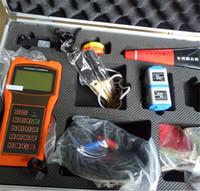 medidor de vazão ultra-sônico venda por atacado-Medidor de Vazão Ultrassônico de Medidor de Vazão TUF-2000H Digital com Faixa de Medição Padrão de Transdutor TM-1 DN50-700mm