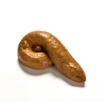 Wholesale Life Sized Dogs - New Arrival 1PC Turd Gag Realistic Fake Turd Life-size Realistic Looking Fake Dog Poop Classic Gag-Funny Toys Joke Gift