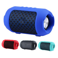 Wholesale Newest BS mAh Mini Portable Bluetooth Speaker Wireless Subwoofer Speaker Stereo FM Sound Box MP3 Tablet Speakers for Phone Computer