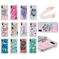 Wholesale case quicksand lg - With Picture Glitter Floating Quicksand Soft TPU Flowing Liquid Case For LG K8 K10 2018 K30 K4 2017 V20 V30 Stylo 3 LS777 MOTO G5S E4