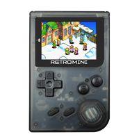 leitor de mp3 portátil portátil venda por atacado-CoolBaby 32 Bit jogador portátil HD handheld do jogo 36 jogos de GBA mini-jogo clássico consola de jogos de vídeo retro jogo da máquina de GBA mp3 MP4