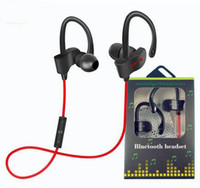 Wholesale new bluetooth earbuds for sale - Group buy New items S Wireless Bluetooth headphones Waterproof IPX5 Headphone Sport Running Headset Stereo Bass Earbuds Handsfree With Mic