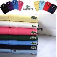 polo casual chemises habillées achat en gros de-Nouveau 2019 Printemps Automne Coton Chemises Habillées Haute Qualité Hommes Casual Shirt Casual Hommes Plus La Taille S-5XL Slim Fit Social Chemises polo shirt