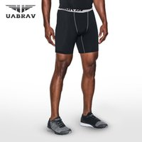 Wholesale tights spandex male - New Clothing Male Compression Tights Shorts Quick Dry shorts Base Layer Casual Shorts Men Short Pants Free Shipping